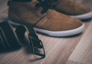 The Biggest Men's Footwear Trends for 2017