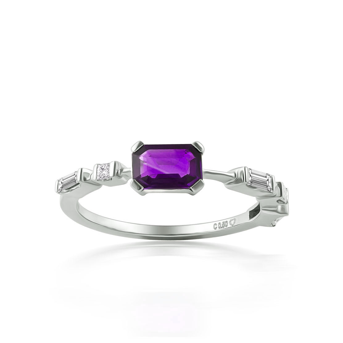 18k Intertwined Ring