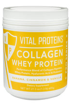 Collagen Whey - Banana Cinnamon - 21.2oz