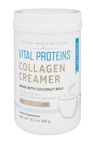 Collagen Creamer - Coconut - 10.2oz