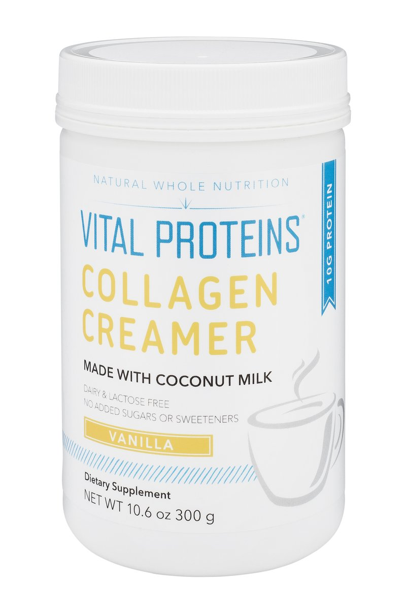 Collagen Creamer - Vanilla - 10.6oz