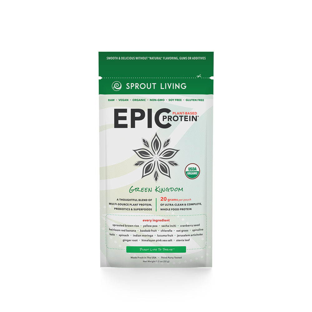 Epic Protein - Green Kingdom (32 Grams)