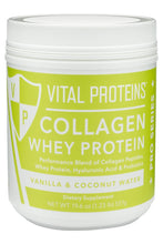 Collagen Whey - Vanilla Coconut - 20oz