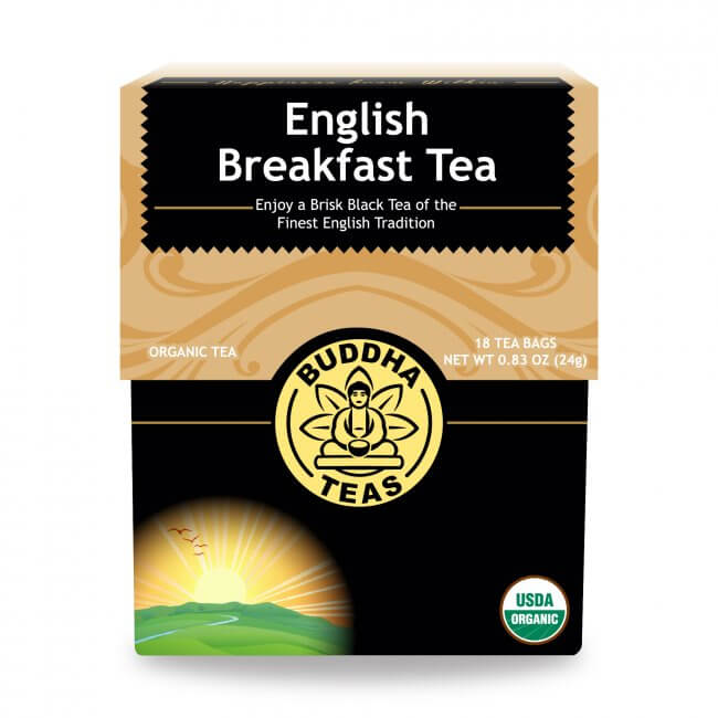 Buddha Teas - Organic English Breakfast