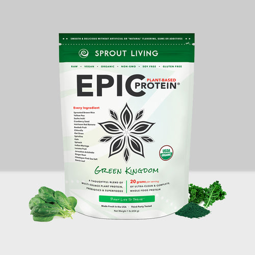 Epic Protein - Green Kingdom (1000 Grams)
