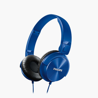 Headphone Blue