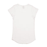 Ugly fly scoop neck tee