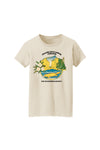 'Franklin & Lower Gordon Organic Ladies' Retro Tee'
