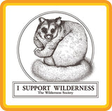 Women's I Support Wilderness Possum Tee