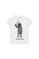 Limited edition Koala Suit Organic Ladies' T-shirt (PREORDER ITEM)