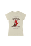 Special Limited Edition Franklin Blockade scoop neck tee