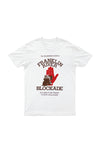 Special Limited Edition – Franklin Block White Tshirt