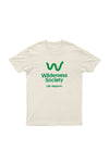 Wilderness Society Natural Tshirt