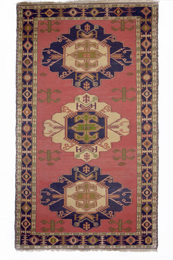 Turkish Antique kilim , Trabzon