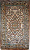 Silk-on-Silk Carpet, Shah Jozi Awal-Tabriz