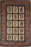 Silk-on-Silk Carpet, Flower Box
