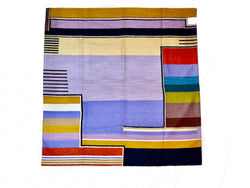 Klee Squared Chainstitch Rug