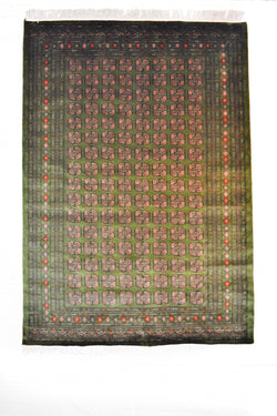 Amritsar Bukhara Wool Carpet