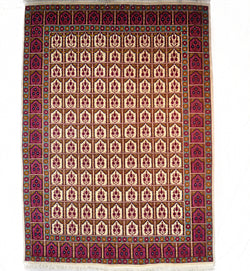 Kashmiri 100 % Wool Carpet