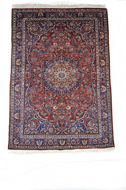 Kashmiri Khuraman Wool Carpet