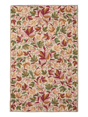 Chinar Sprinkles Chainstitch Rug