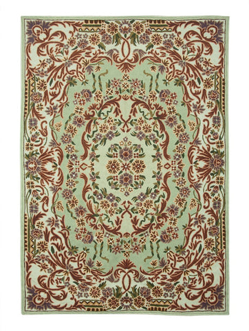 Normandy Aubusson Chainstitch Rug