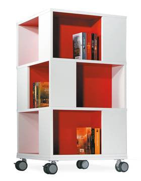 Labyrinth Book Tower | Library Shelving