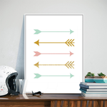 Arrows Canvas