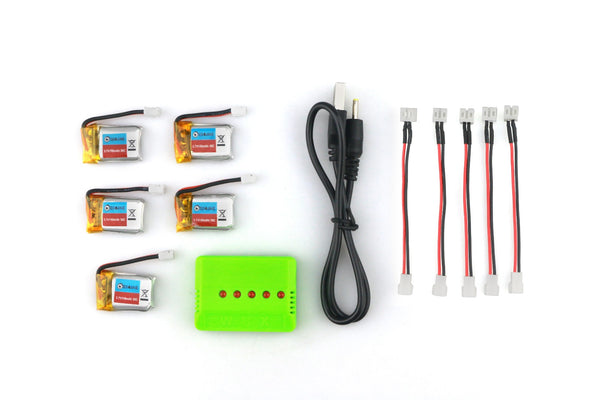 Eachine E010 Accu set + lader