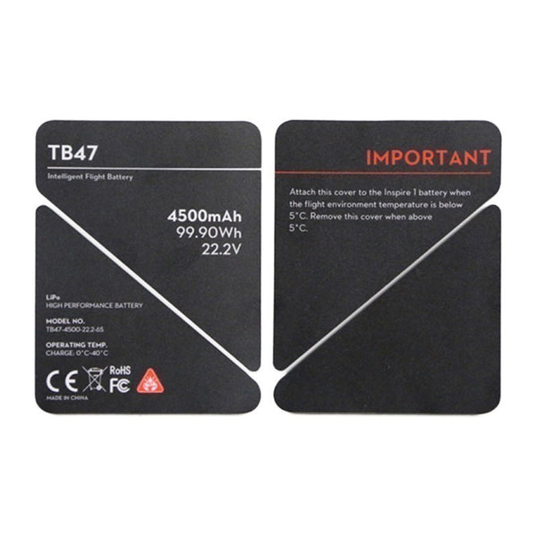 DJI Inspire 1 TB47 Battery Insulation Sticker (Part 50)