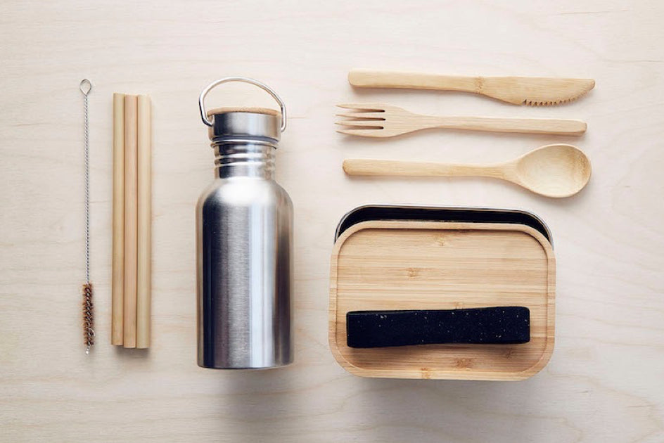 zero waste food packing bento
