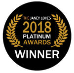 Thank you for voting for BLANC in the Janey Loves 2018 award!