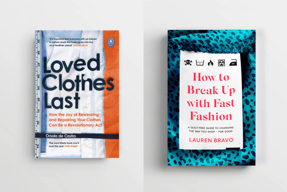 Loved clothes last & how to break up with fast fashion