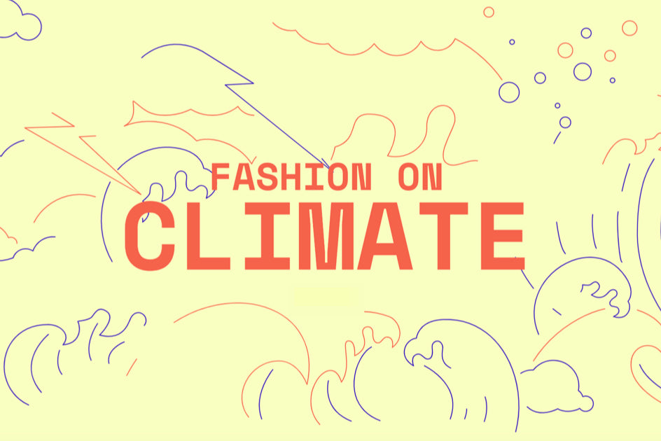 Fashion on Climate