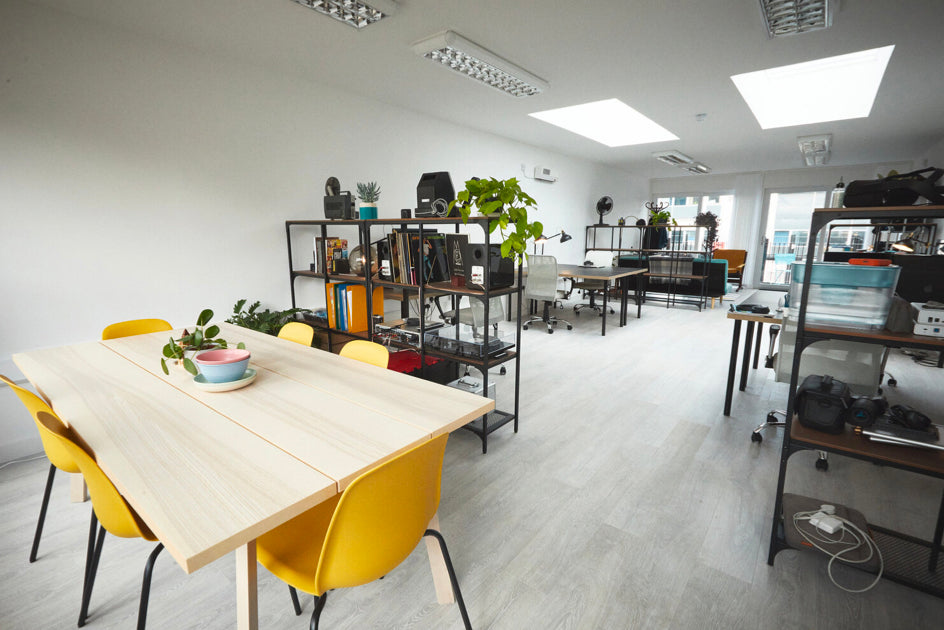Co-working spaes