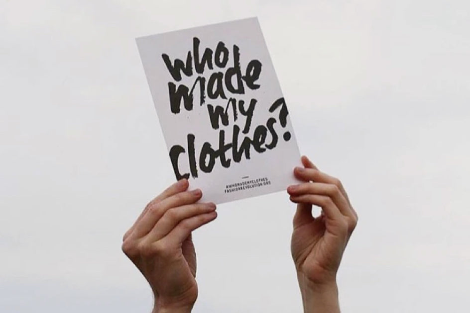 fashion revolution ethical practices