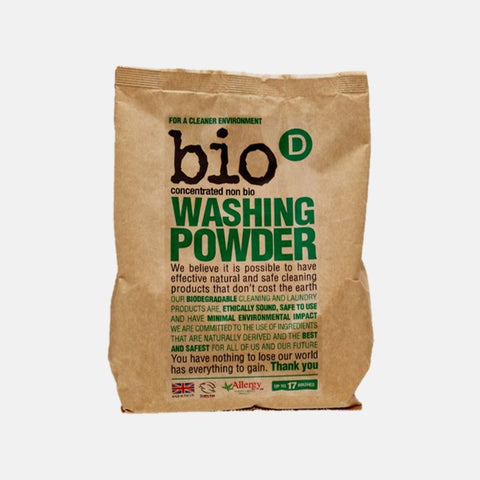 Natural Non-Biological Washing Powder
