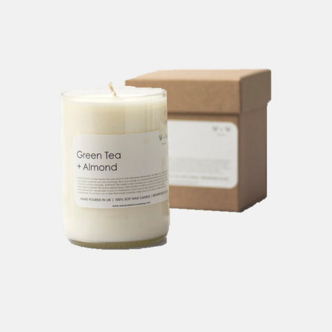 Wax + Wick Workshop - Soy Wax Candle