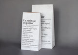 Le Petit Sac En Papier [The Little Paper Bag]