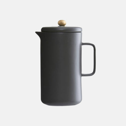 Black Coffee Pot