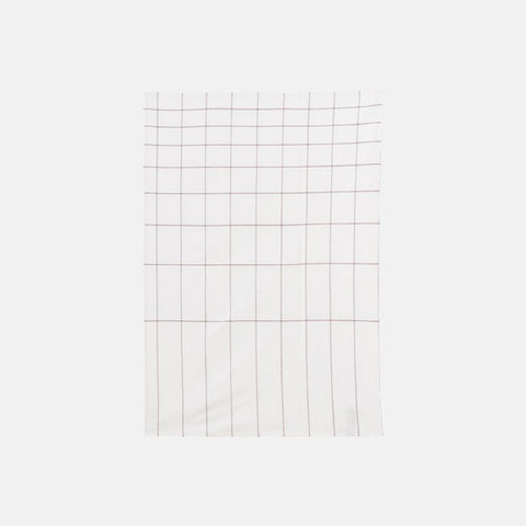 """Logarithmic"" Cotton Tea Towel"
