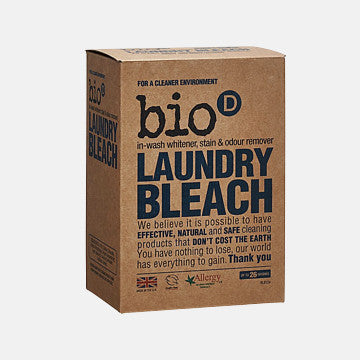 Natural Laundry Bleach