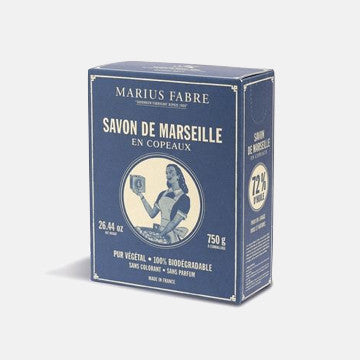 Natural Marseille Laundry Soap Flakes