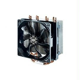 Cooler Master CPU COOLER RR-T4-18PK-R1 HYPER T4 for Intel AMD Aluminum Heatpipe
