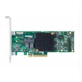 Adaptec Controller Card 2277500-R Series 8 12Gb-s PCI-Express SAS-SATA Low Profile MD2 RAID Adapters