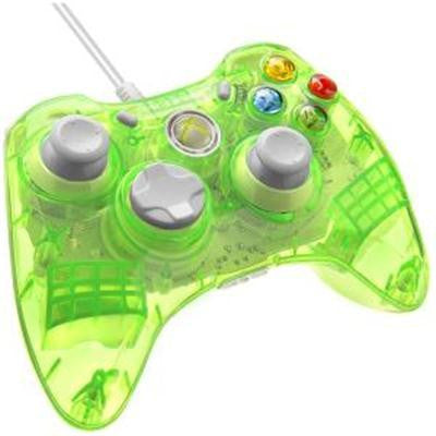Rc Wired Controller Xb360 Grn