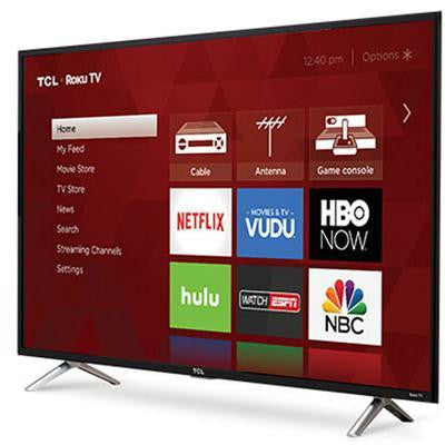 "Tcl 43"" HD Roku Tv"