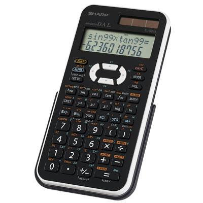 Sharp Sci Calc With 390 Function