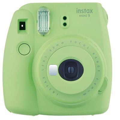 Mini 9 Camera Lime Green