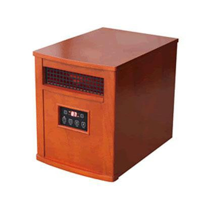 Cg Infrared Quartz Heater Oak